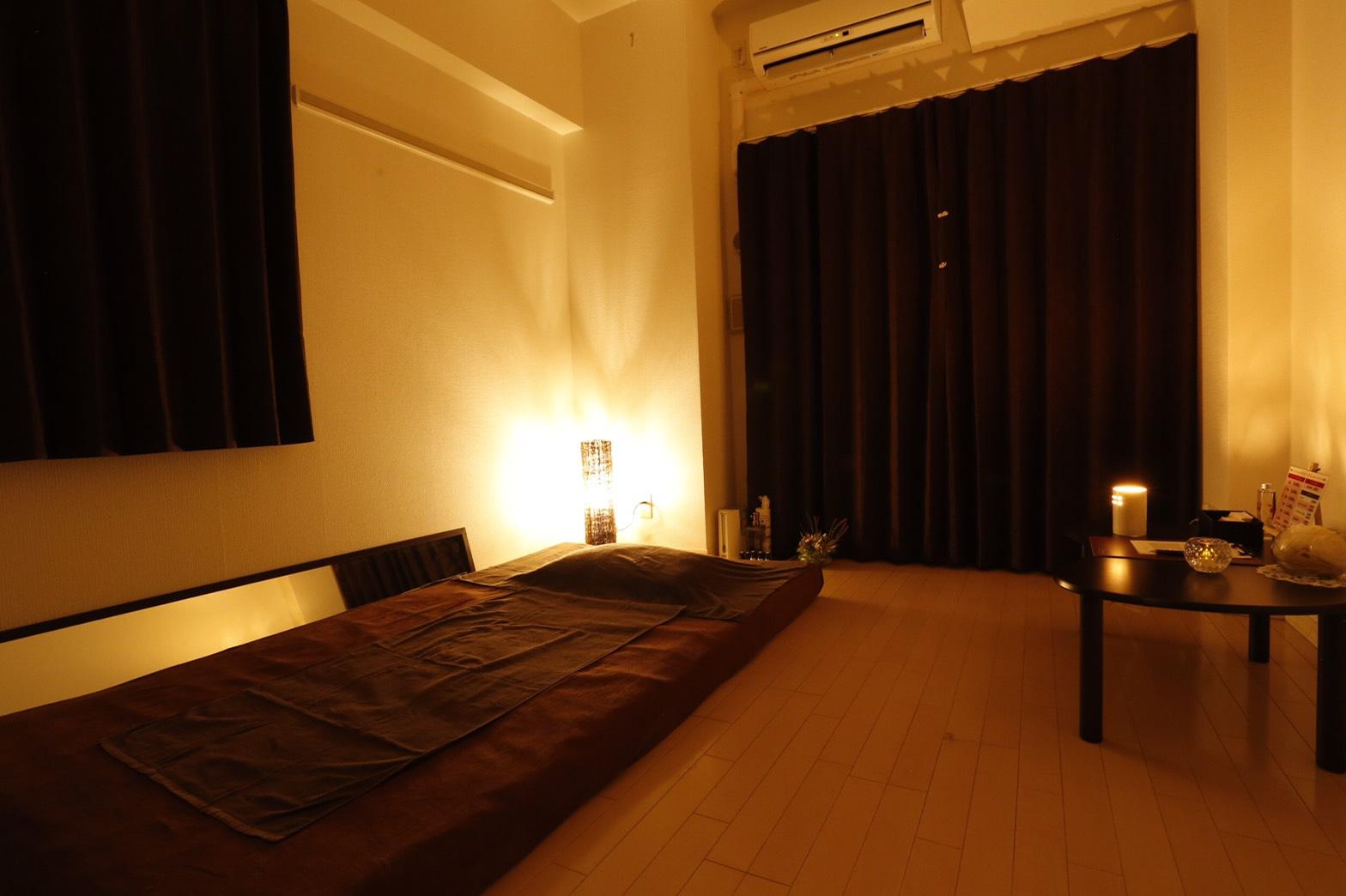 綺麗な個室